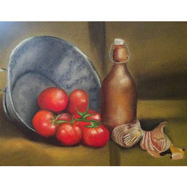 Graciela Scarlatto - Still Life 5