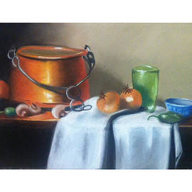 Graciela Scarlatto - Still Life 6