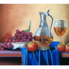 Graciela Scarlatto - Still Life 9
