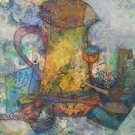 Becky Chappell - Still Life Abstract