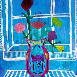 Janet Ashworth - Still Life by Four Painters