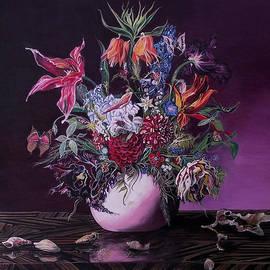 Safir  Rifas - Still Life Flower Vase