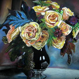 Mike Benton - Still Life Flowers