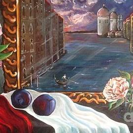 Kateryna Kurylo - Still Life Venice