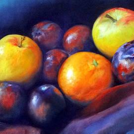 Sue Gardner - Still Life with Fruit II