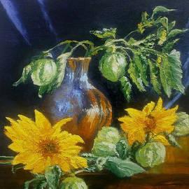 Yaroslav Kuvshinov - Still life with jug
