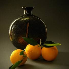 Frank Wilson - Still Life With Oranges