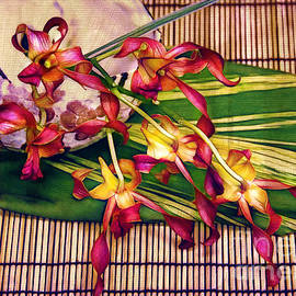 Judi Bagwell - Still Life with Orchids
