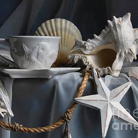 Luv Photography - Still Life with Seashells