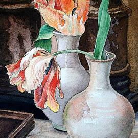 Irina Sztukowski - Still Life With Tulips
