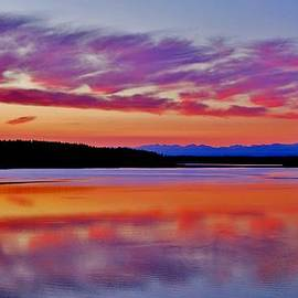 Benjamin Yeager - Stillness Panorama