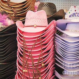 Janice Rae Pariza - Stock Show Hats