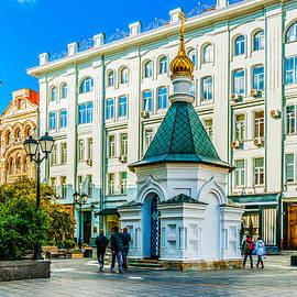 Alexander Senin - Stoleshnikov Lane