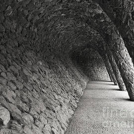 Marc Henderson - Stone Arches at Parc Guell