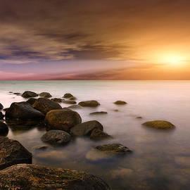 Martin Slotta - Stone - Sunset