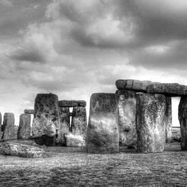 Greg Mimbs - Stonehenge in Black and White