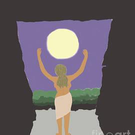Fred Jinkins - Stonehenge Moonrise