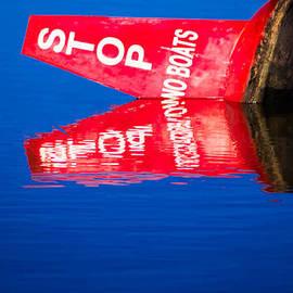 Naomi Burgess - Stop No Boats