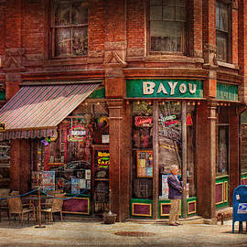 Mike Savad - Store - Albany NY -  The Bayou