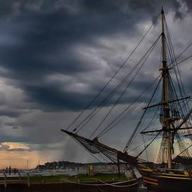 Jeff Folger - Storm passing Salem