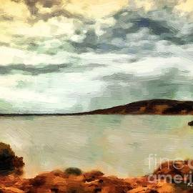 RC deWinter - Stormclouds Over The Island