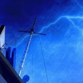 Beverly Stapleton - Stormy Sea