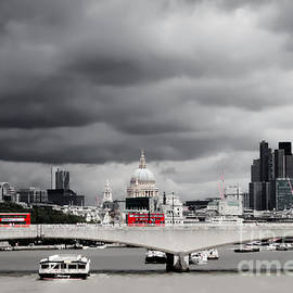 Jeremy Hayden - Stormy Skies over London