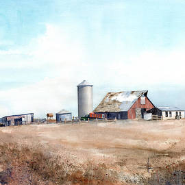 Richard Hahn - Strasburg Barn