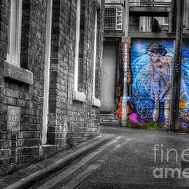 Ian Mitchell - Street Art