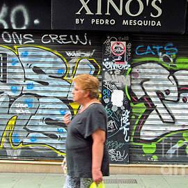 Tina M Wenger - Street Art Two