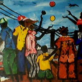 Wandulu TIMOTHY - Street Juggler