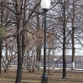 Evgeny Pisarev - Street lantern