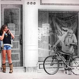 Joseph J Stevens - Street Scene