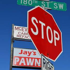 Loretta Bueno - Street Signs