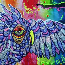 Laura Barbosa - Street Wise Owl