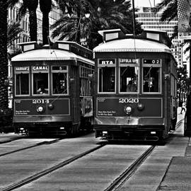 Christine Till - Streetcars New Orleans