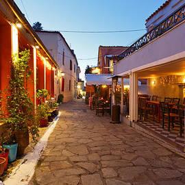 Milan Gonda - streets of Athens