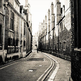 Ross Henton - Streets of Cambridge - for Eugene Atget