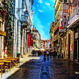 Mary Machare - Streets of Lisbon 1