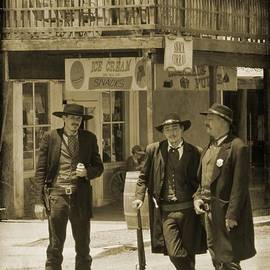John Malone - Streets of Tombstone Circa 1880