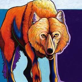 Joe  Triano - Strictly Business - Arctic Wolf