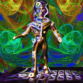 Del Gaizo - String Theory Shuffle