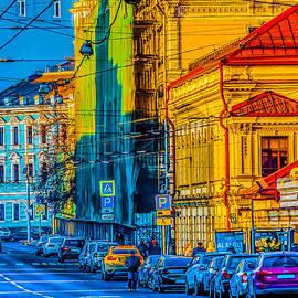 Alexander Senin - Stroke Of Rainbow