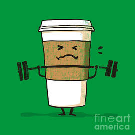 Budi Satria Kwan - Strong Coffee