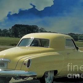 Janette Boyd - Studebaker Starlight Coupe