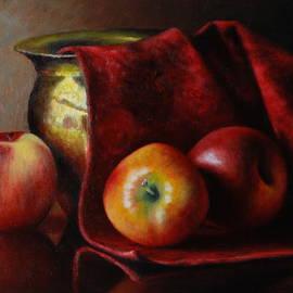 Dan Petrov - Study in Red