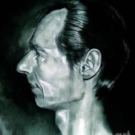 Maja Sokolowska - Study of a mans face