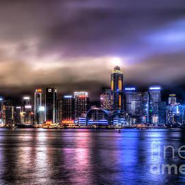 Didier Marti - Stunning Hong Kong