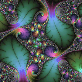 Matthias Hauser - Stunning mandelbrot fractal