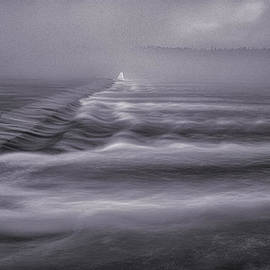 Marty Saccone - Sub Zero Sea Fog and High Tide Overflow